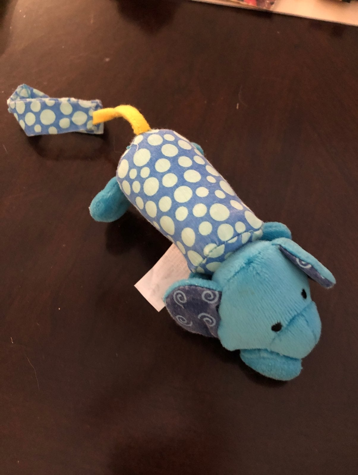 Infantino Rattle & Pacifier Holder