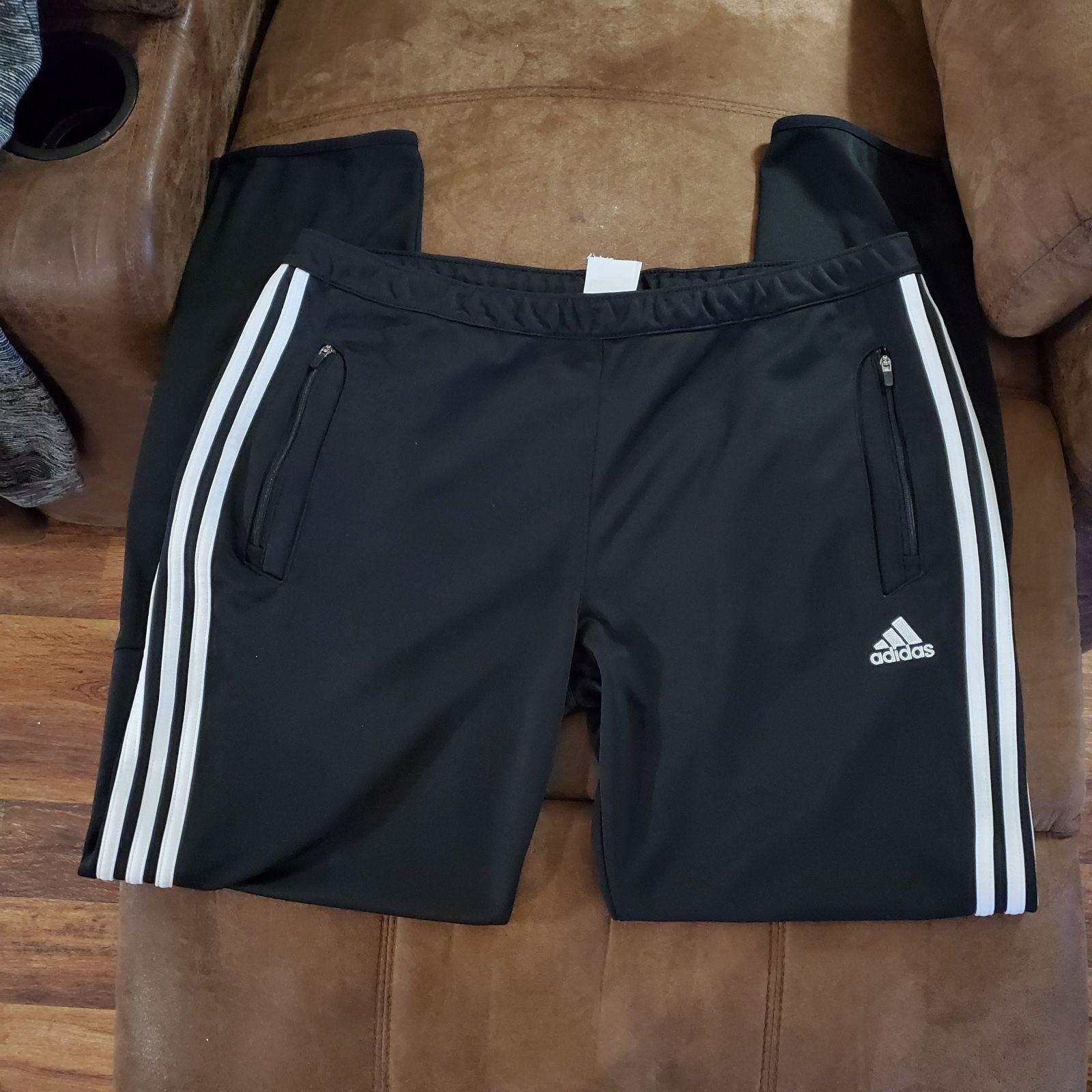 Adidas Climacool Athletic Pants size xl