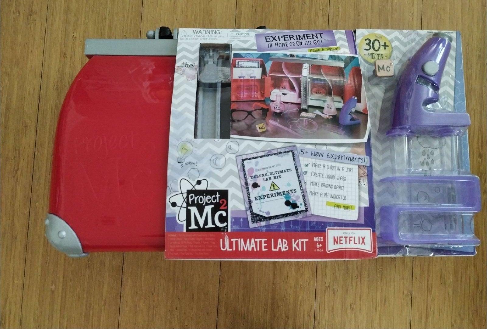 Project Mc Square Ultimate Lab Kit
