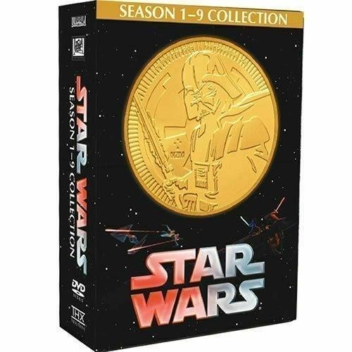 Star Wars Collection Seasons 1 - 9