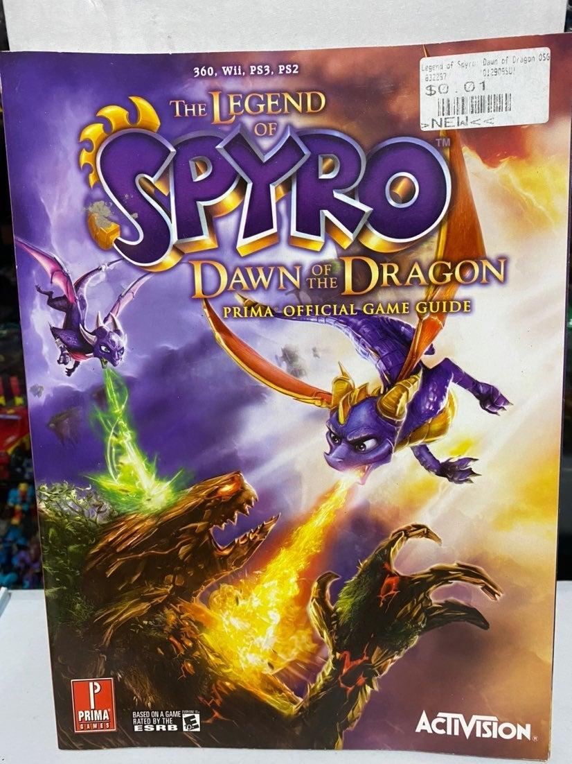 Spyro Dawn of the Dragon Guide