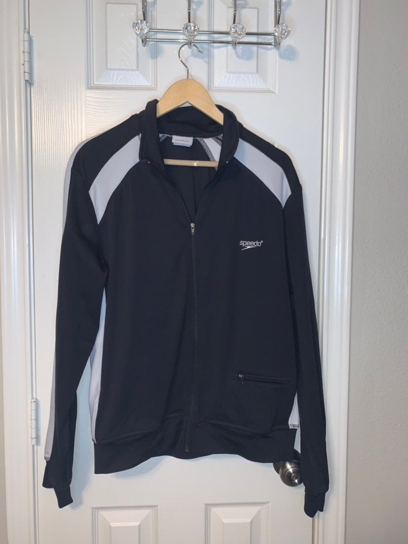 Speedo Expedite Male Varsity Jacket