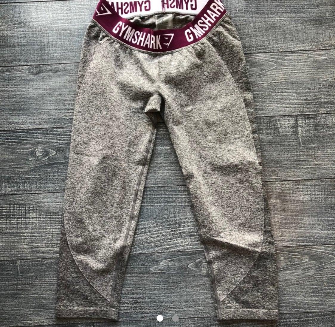 Gymshark flex cropped leggings