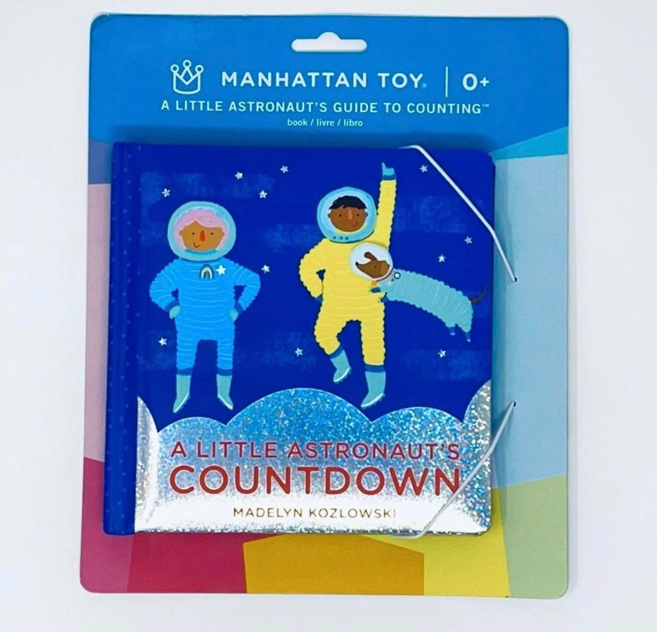 The Manhattan Toy Company Board Book