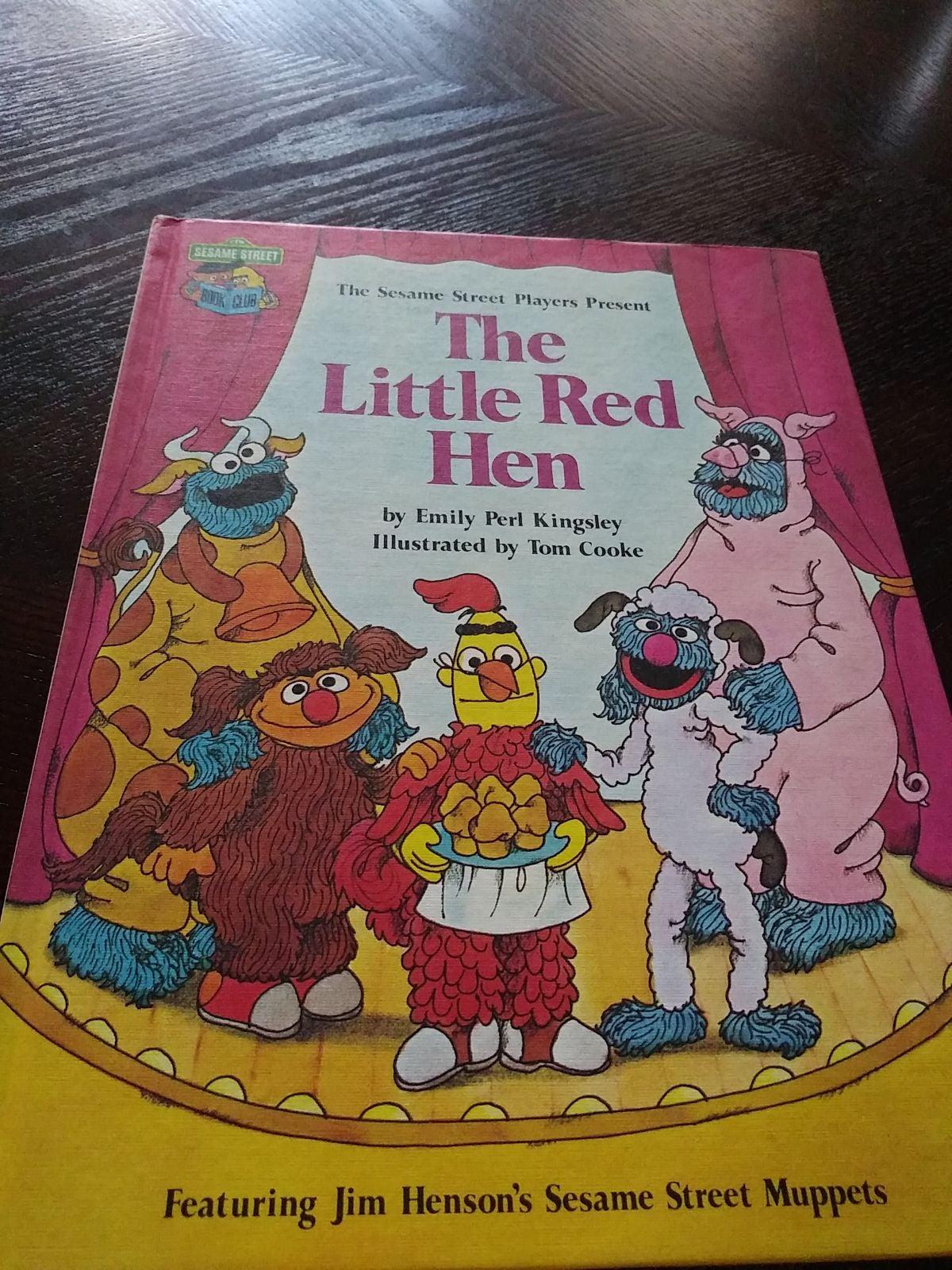 1/5  Sesame Street Players Present the L