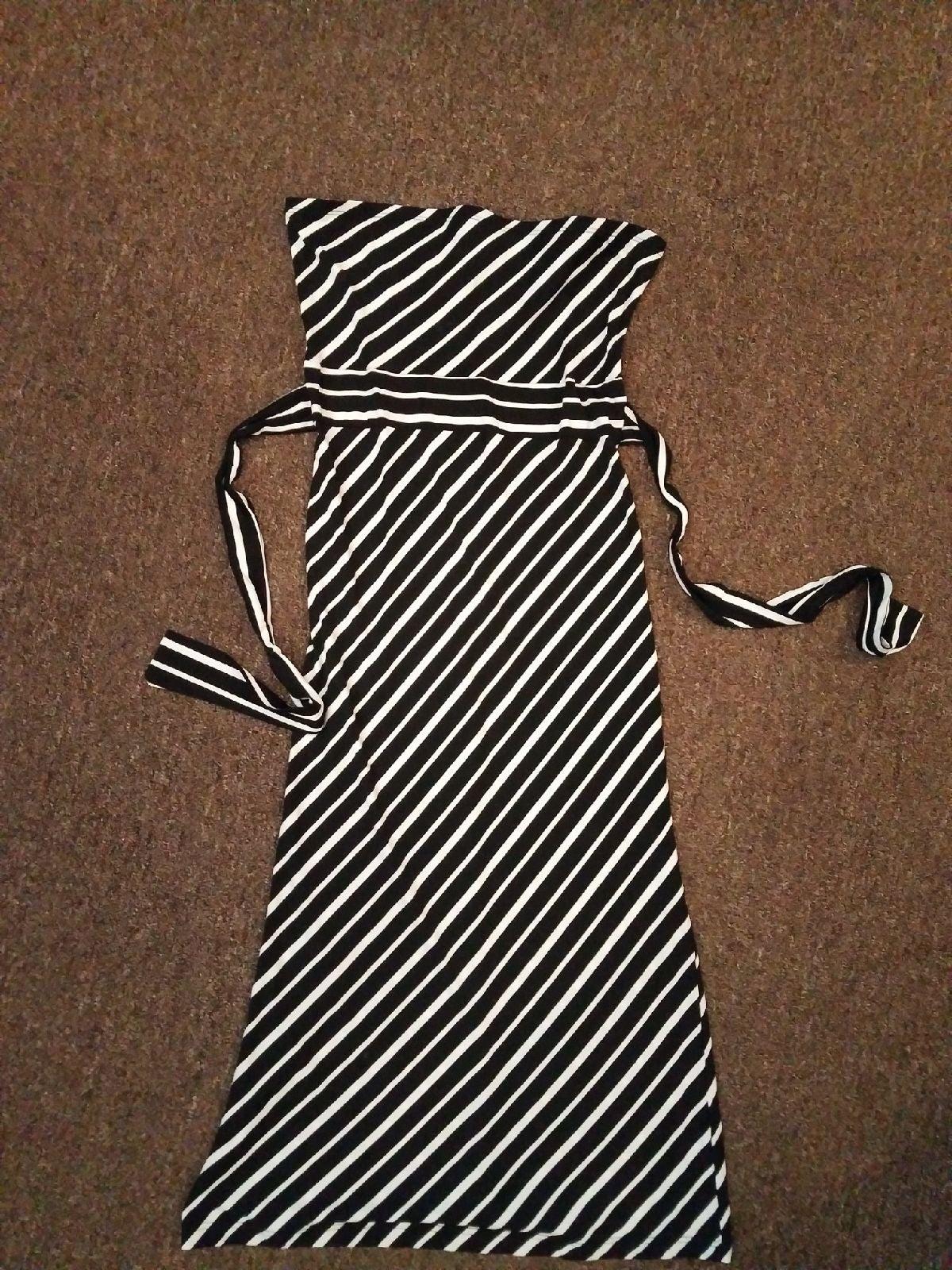 Papaya Midi Dress