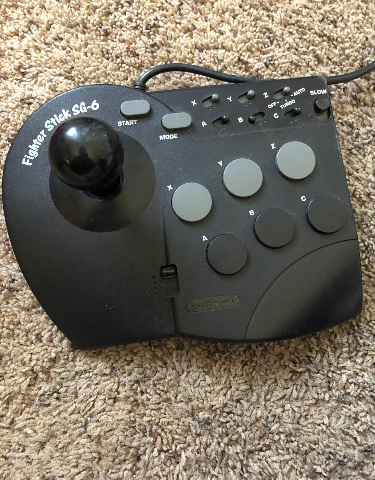 Fighter Stick SG-6