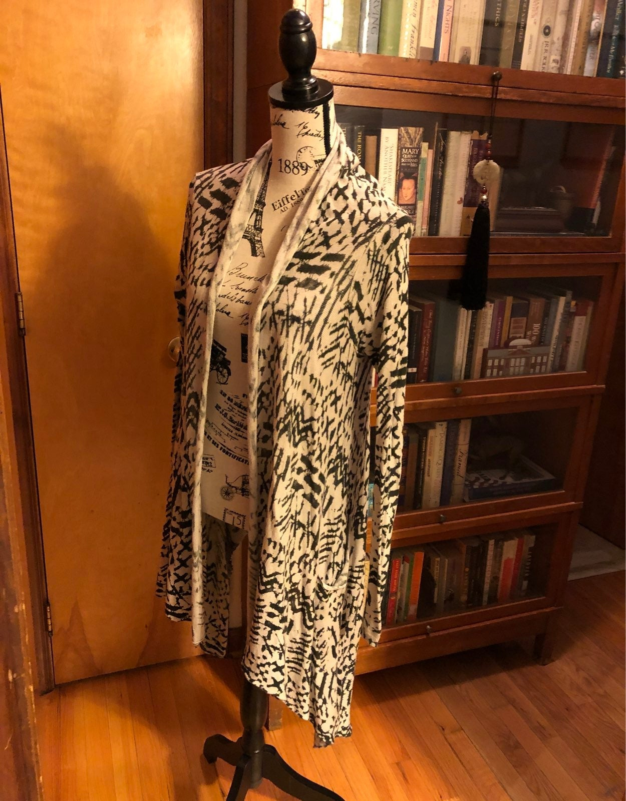 Billibong Swim coverup kimono sz S