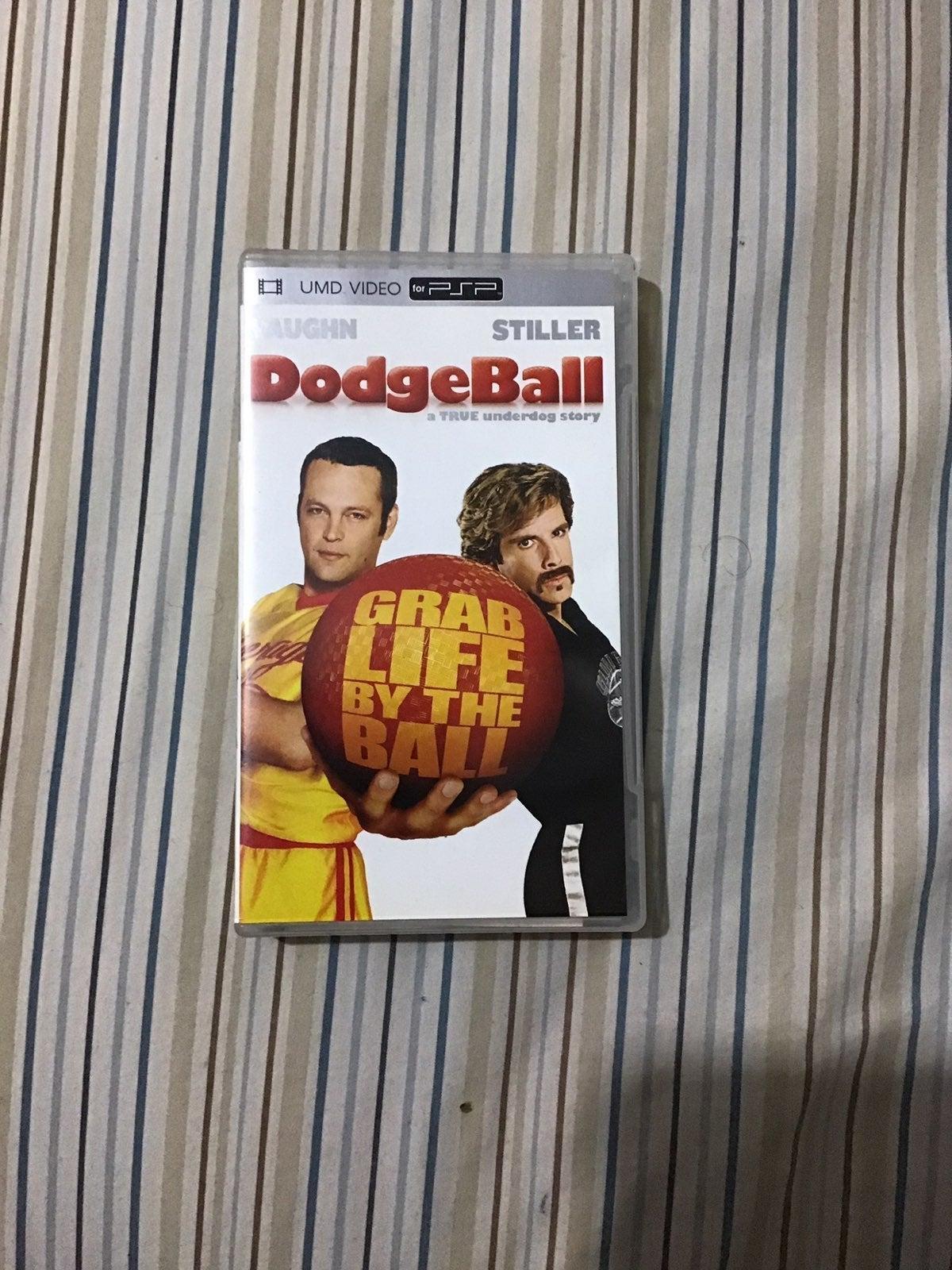 Dodgeball PSP movie