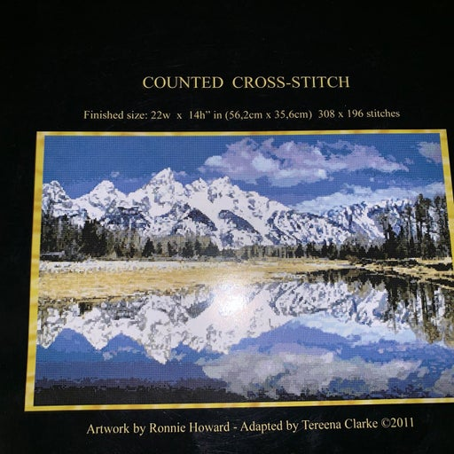 Kreative Counted Cross Stitch Booklet