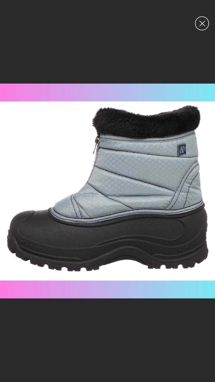 Northside Zip Front Winter Boot
