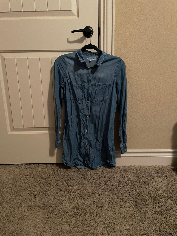 Cotton On denim shirt