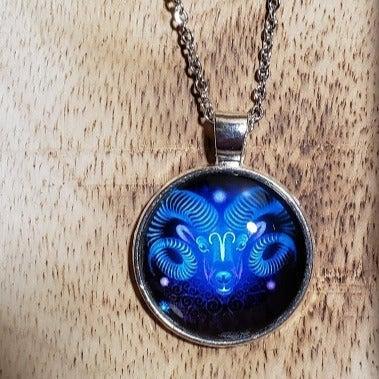 Aries Pendant Necklace