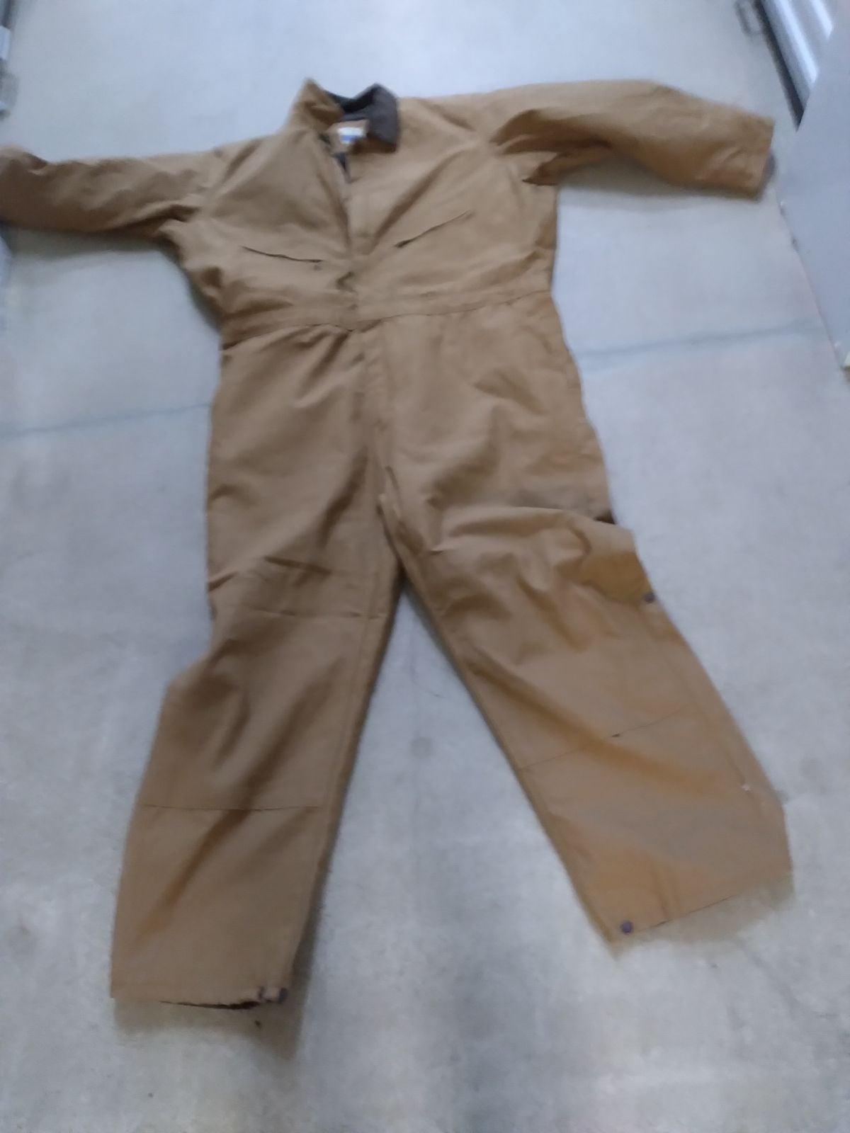 2xl men's insulated coveralls