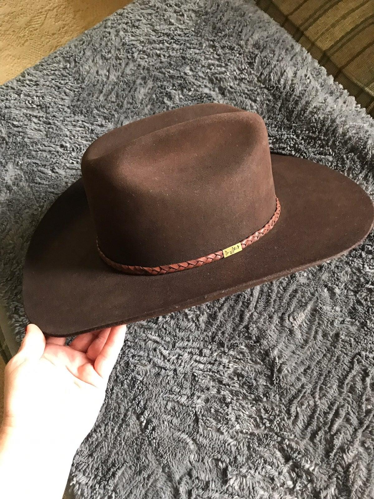 Resistol George Strait Cowboy Hat