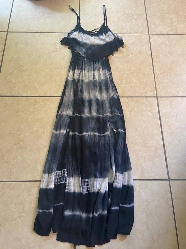 American eagle tie dye dress size XS/S
