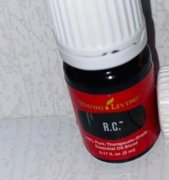 R.C. Oil Young Living Essential Oils