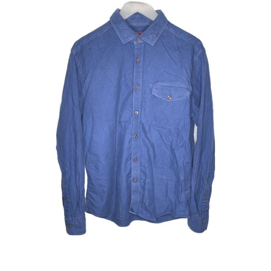 UNTUCKit Button Down Long Sleeve Shirt