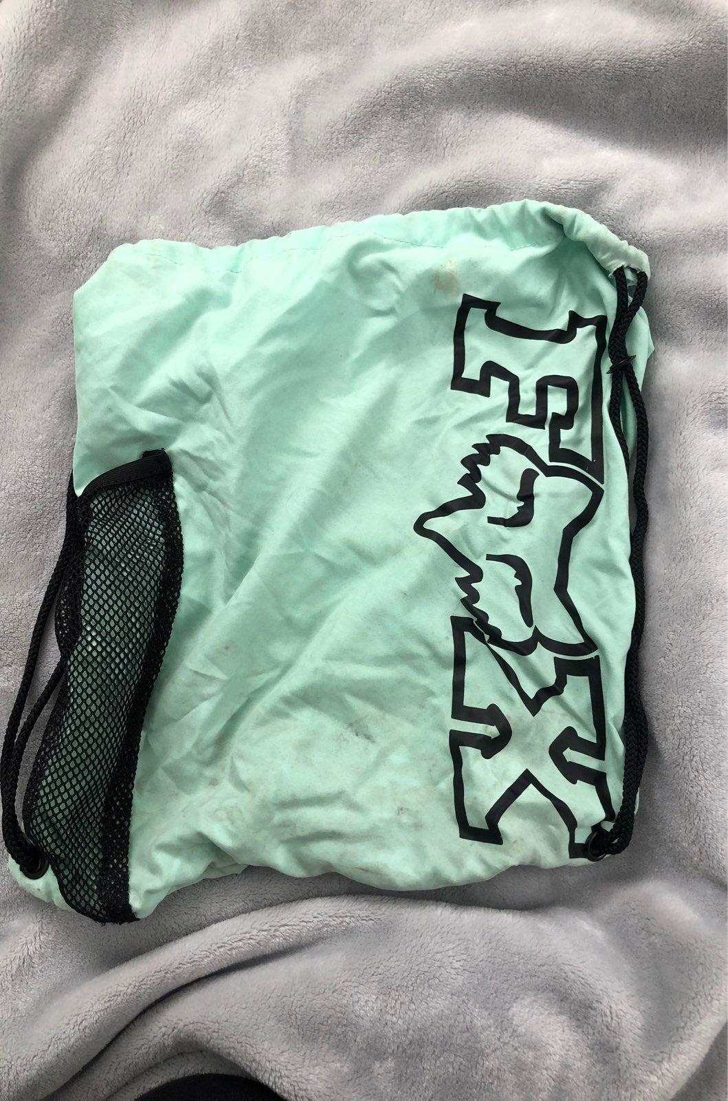 FOX racing bag