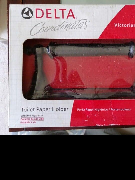 Delta Toilet Paper Holder - Victorian