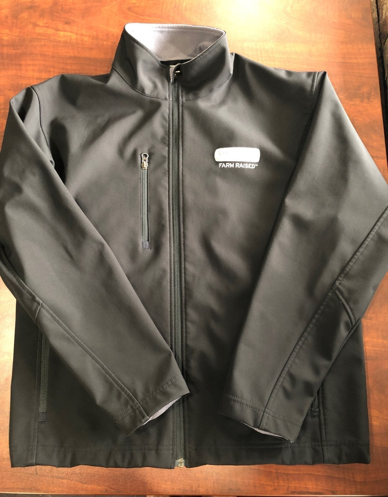 New Holland Soft Shell jecket and Polo S
