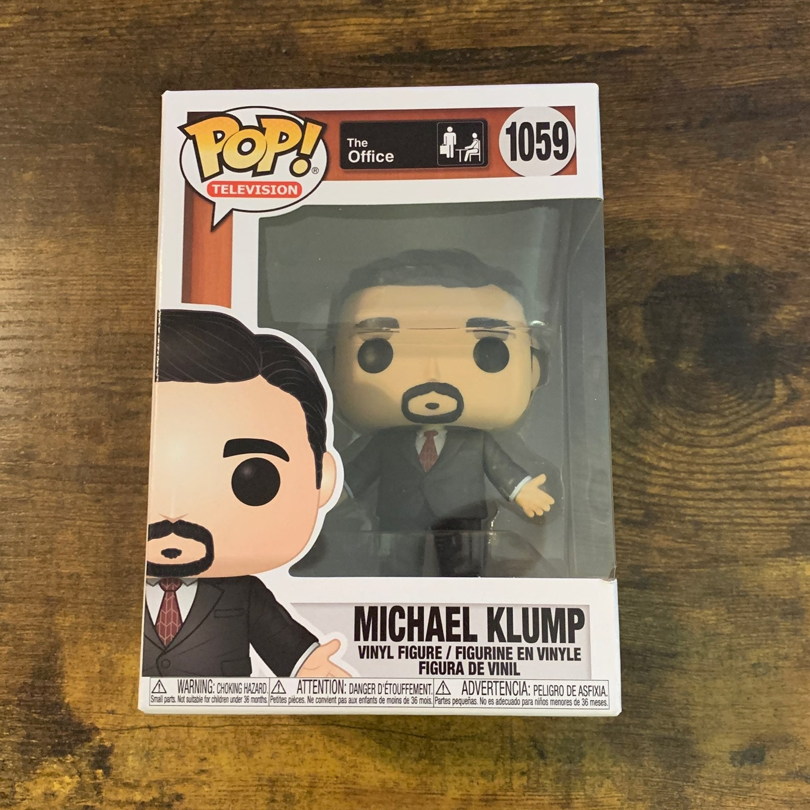 Michael Klump Funko Pop