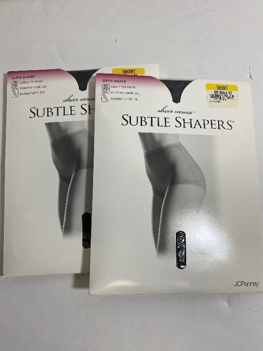 JCPenney Sheer Caress Subtle Shapers Sho