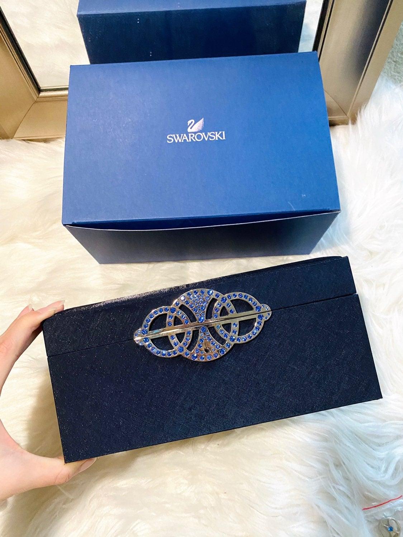 New Swarovski Jewelry box with key