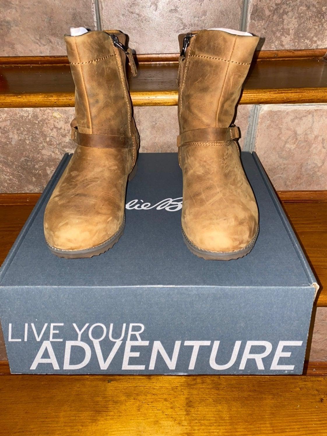 Womens Eddie Bauer Covy Boot Size 10