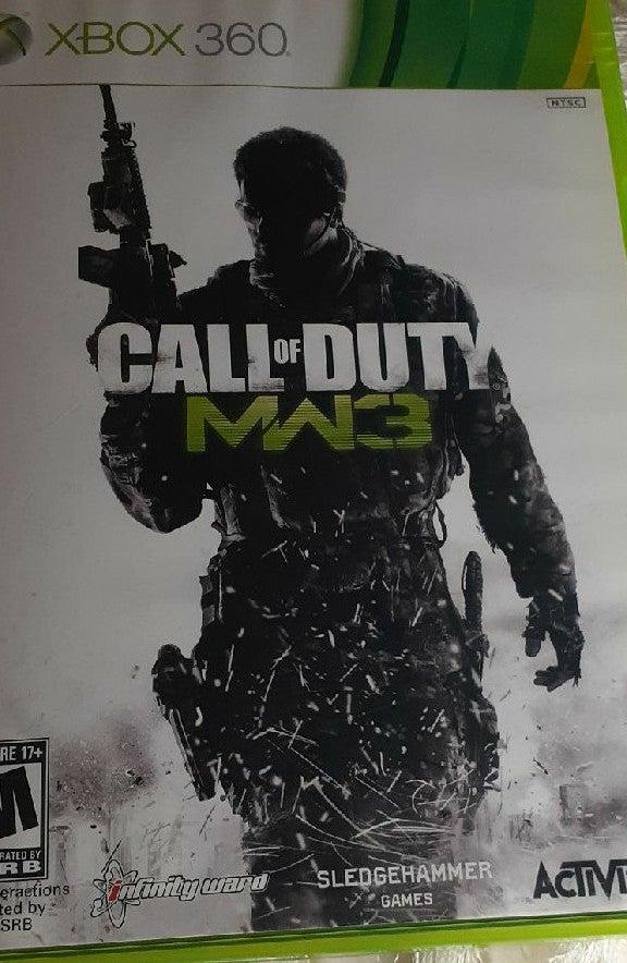 Call of Duty: Modern Warfare 3 on Xbox 3