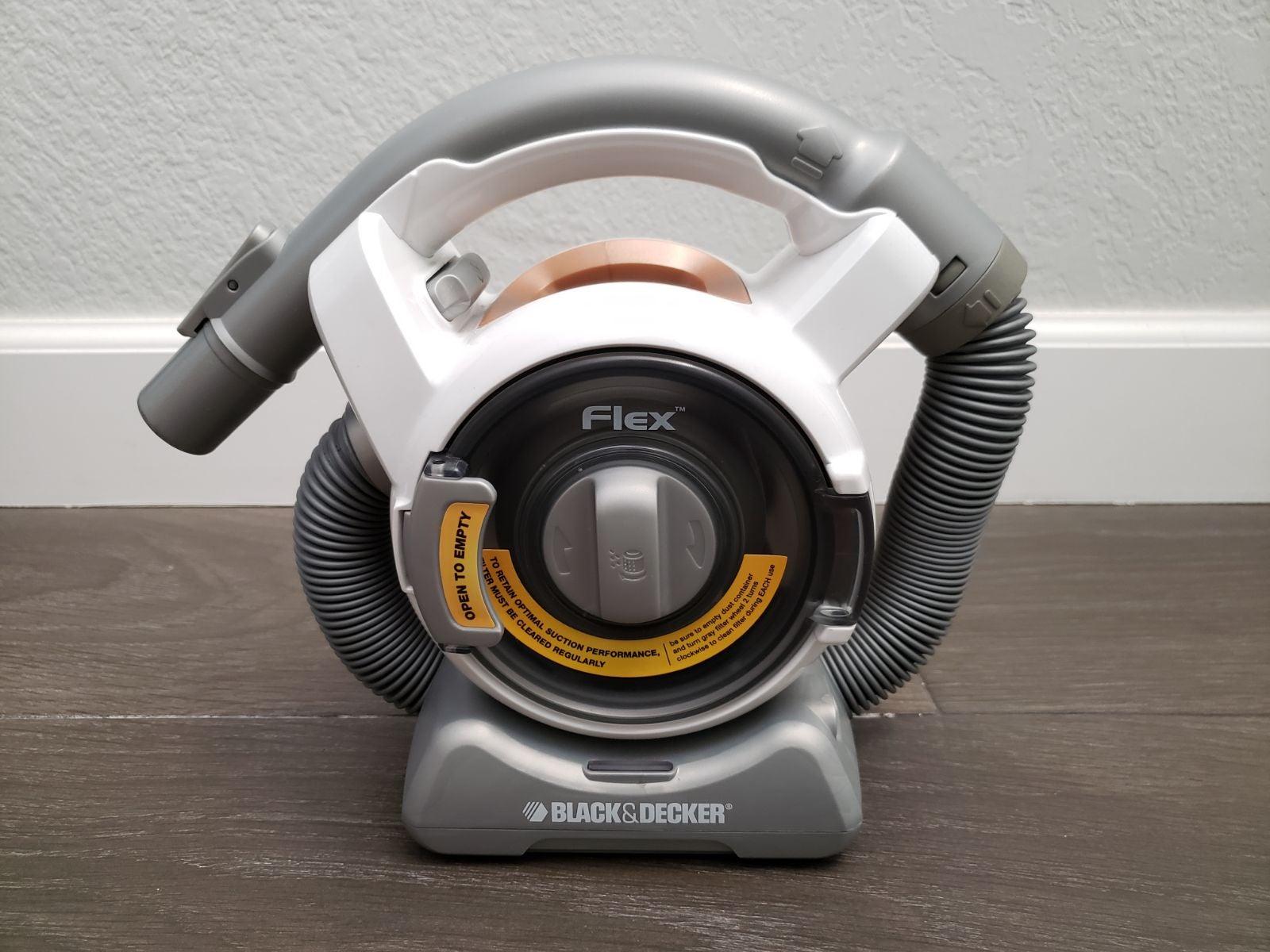 Black & Decker Cordless Vacuum