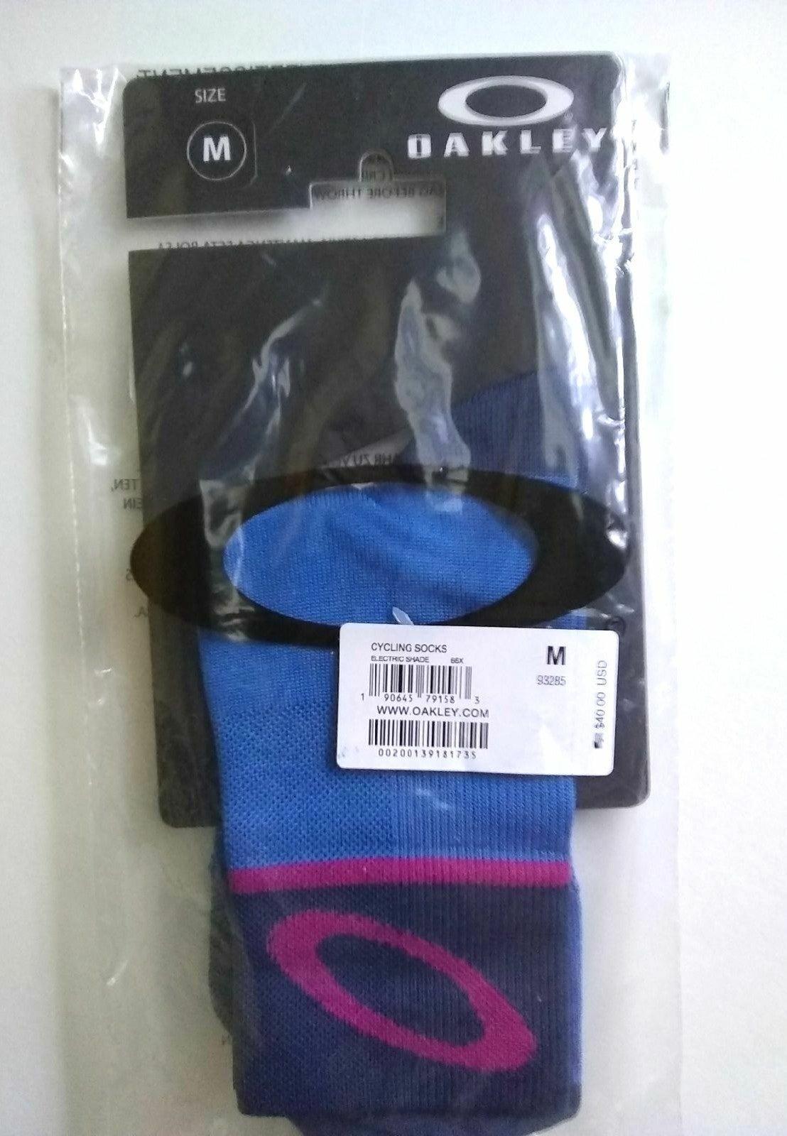 Oakley Cycling Socks Med Size