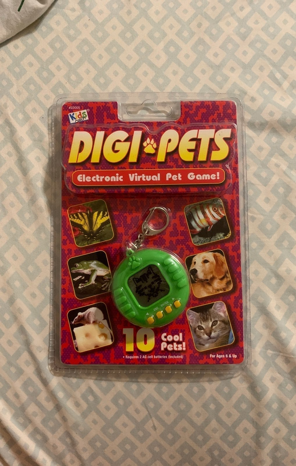 Digipets toy