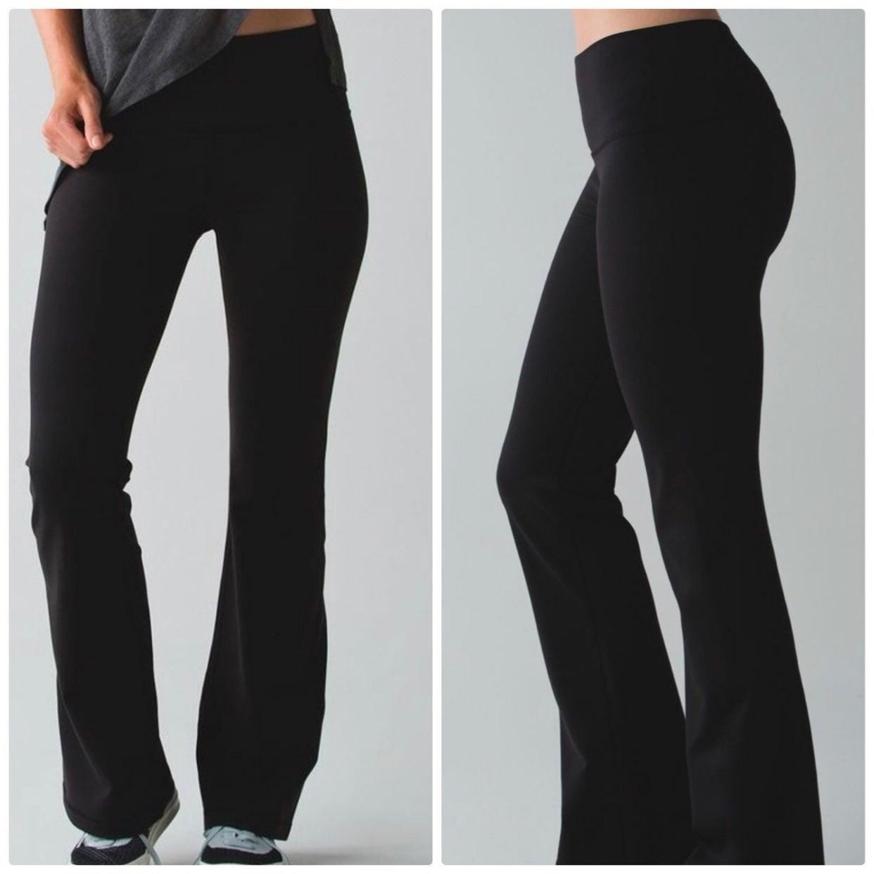 Lululemon Flare Pants, Sz 12