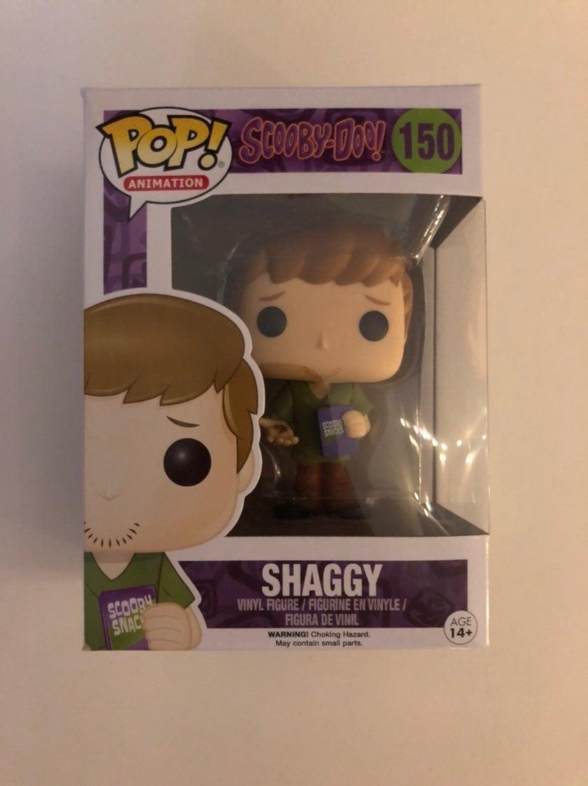 Shaggy Funko Pop