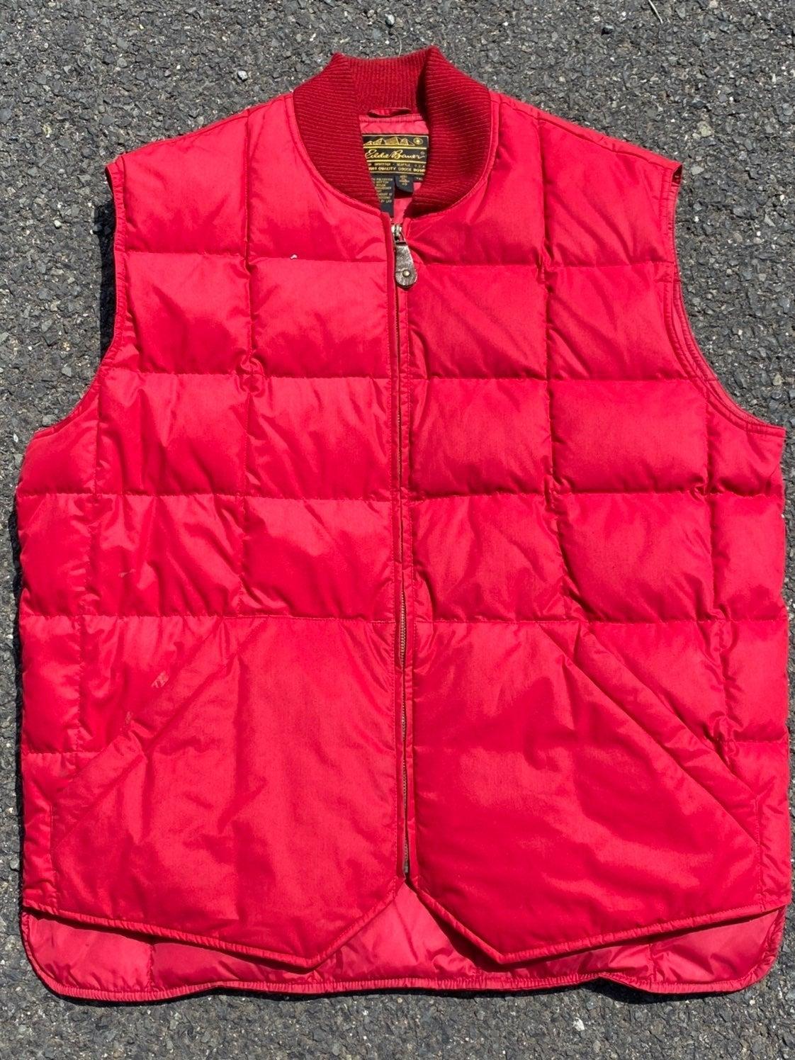 Eddie Bauer Goosedown Puffer Vest