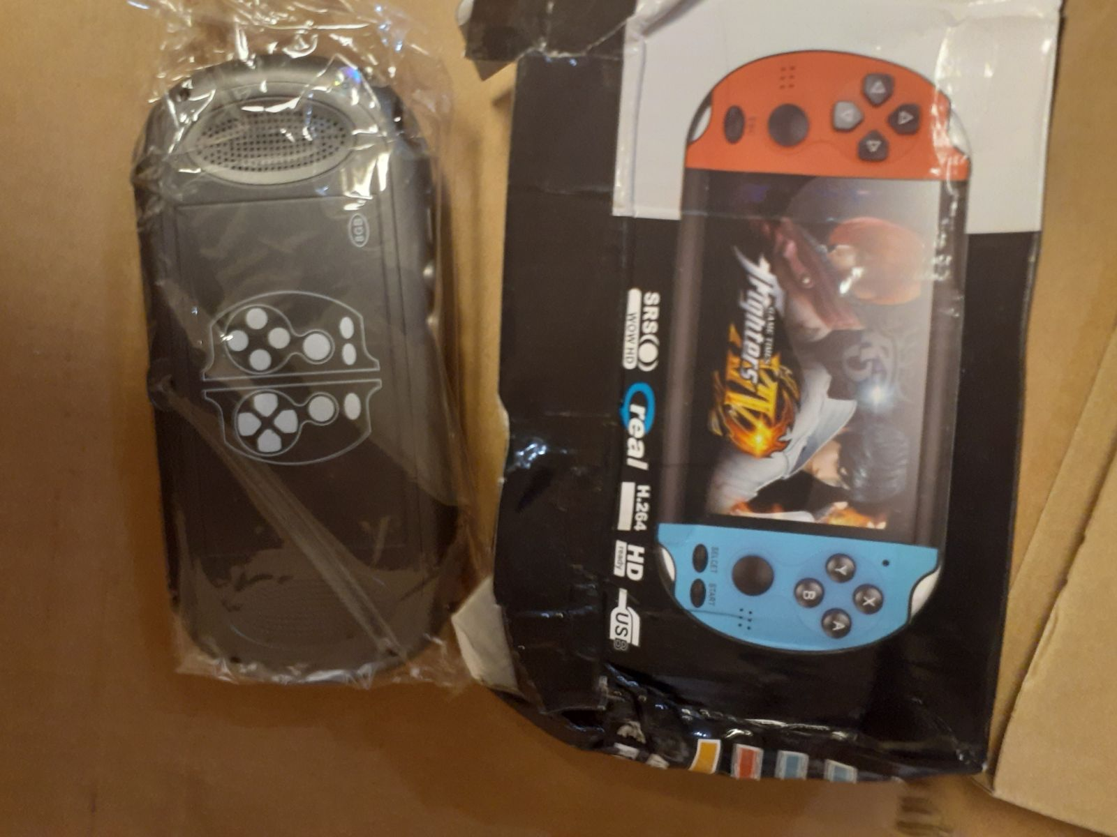 Handheld Game Player 4.3 Inch Large Scre