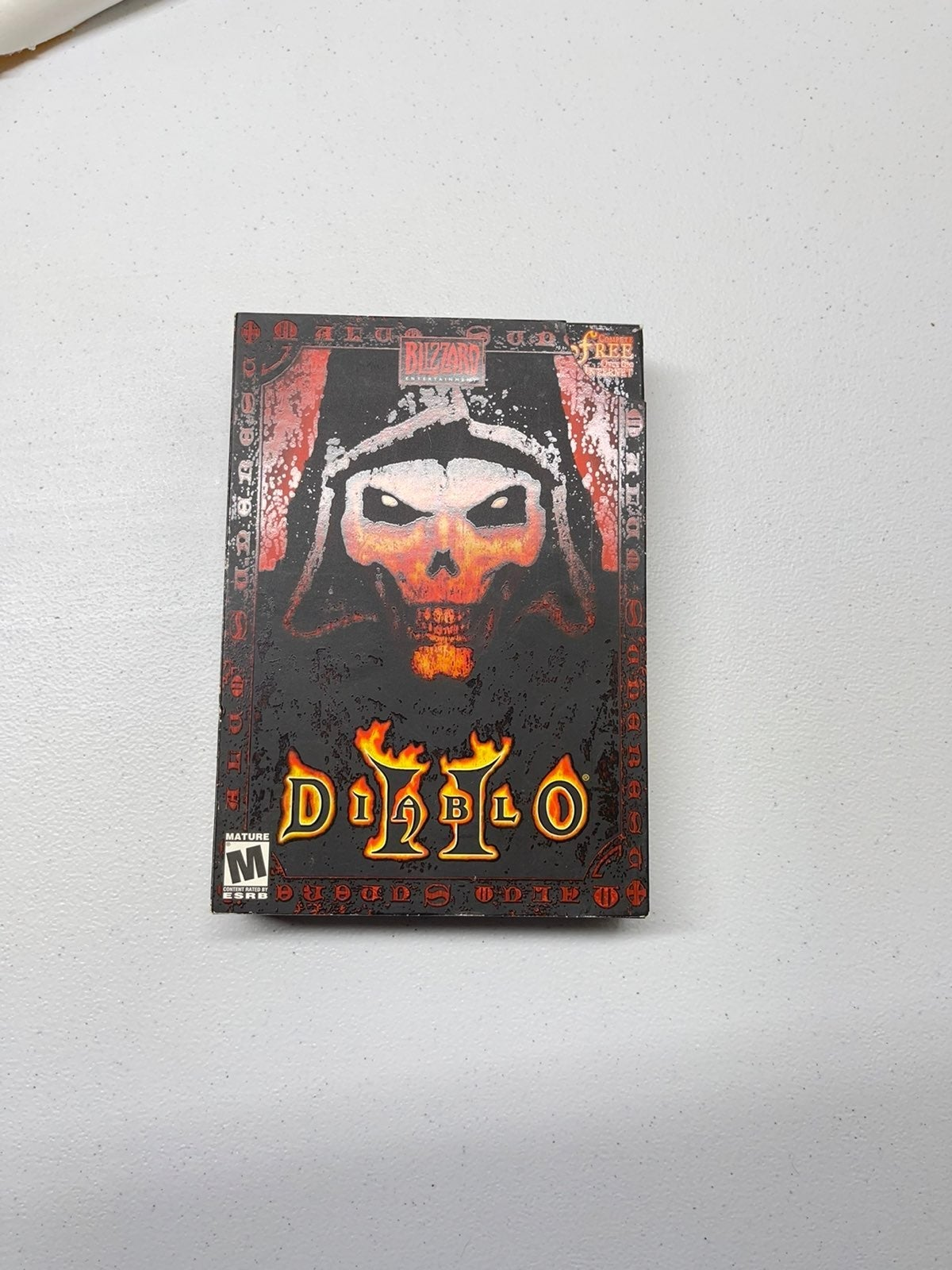 Diablo II pc game complete