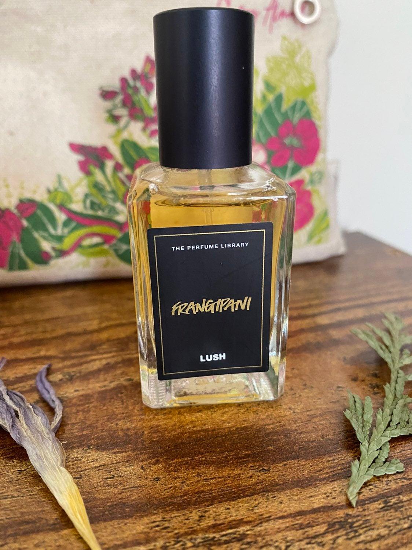 Lush Frangipani Perfume 30ml