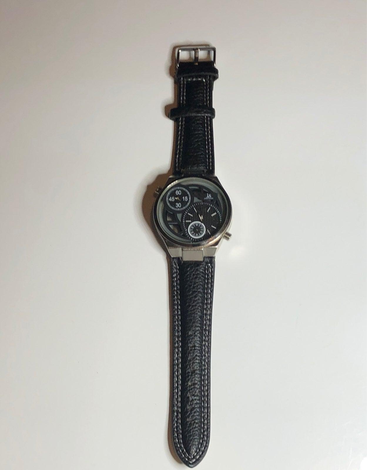 Joshua & Sons JS76SS Watch