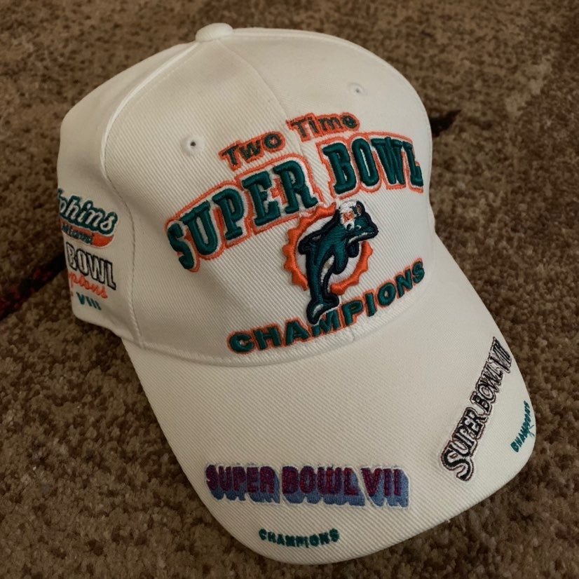 Dolphins Super Bowl Hat
