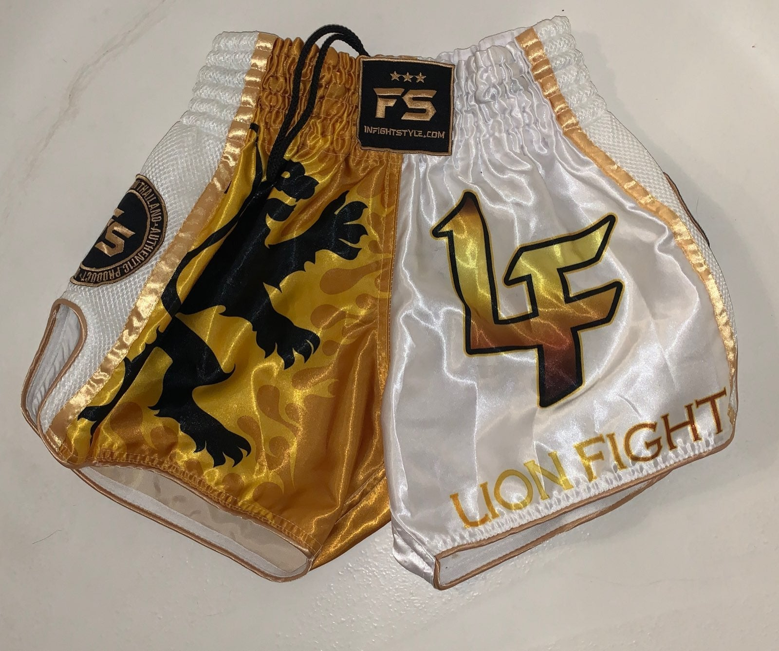 Lion Fight shorts