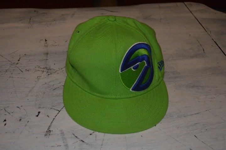 Atlanta Hawks NBA New Era Hat Size 7 1/8