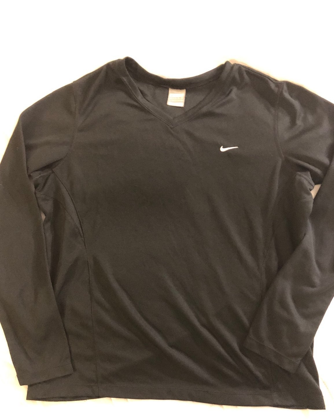 Nike long sleeve vneck