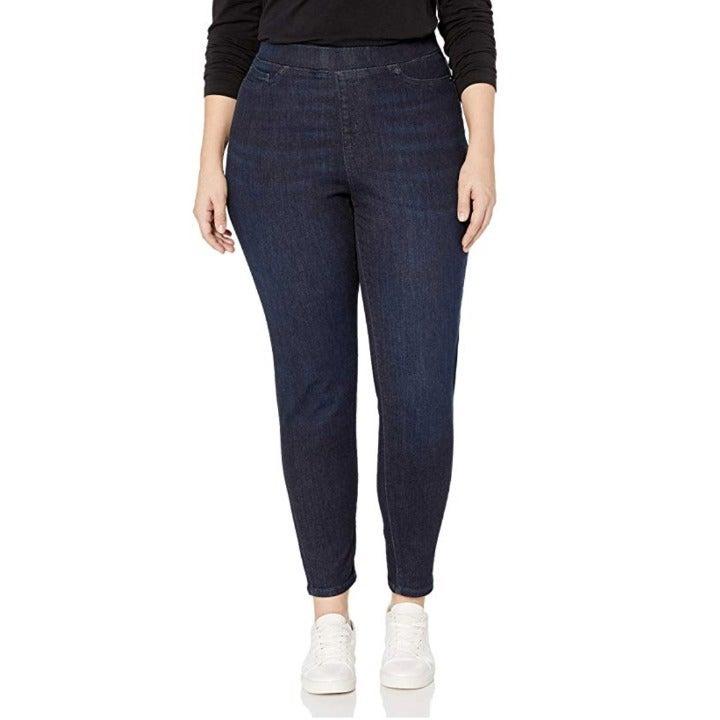 Essentials Womens Skinny PullOn Jeggings