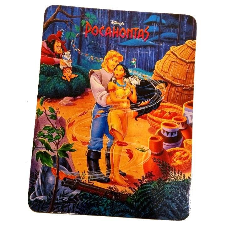 Vintage Disney Pocahontas Postcard