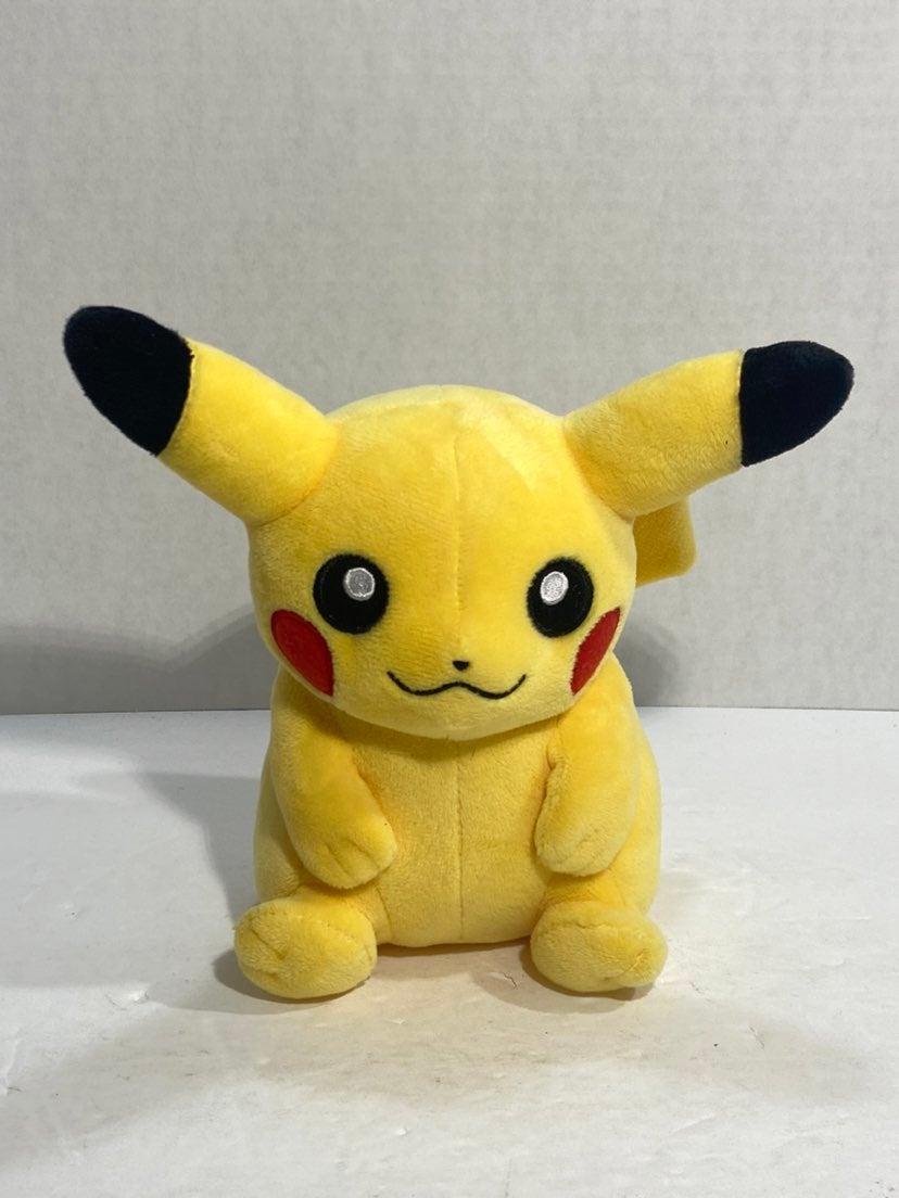 Pokemon Center PIKACHU Sitting Plush