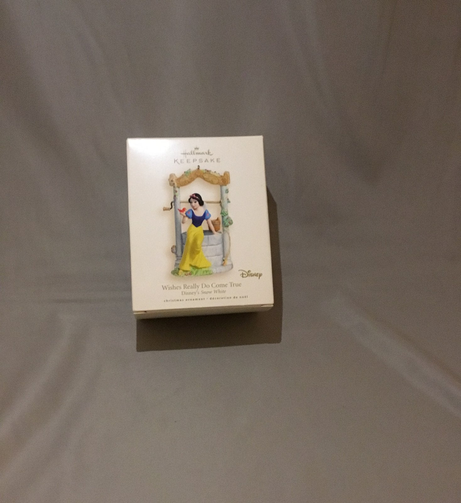 Hallmark Snow White ornament