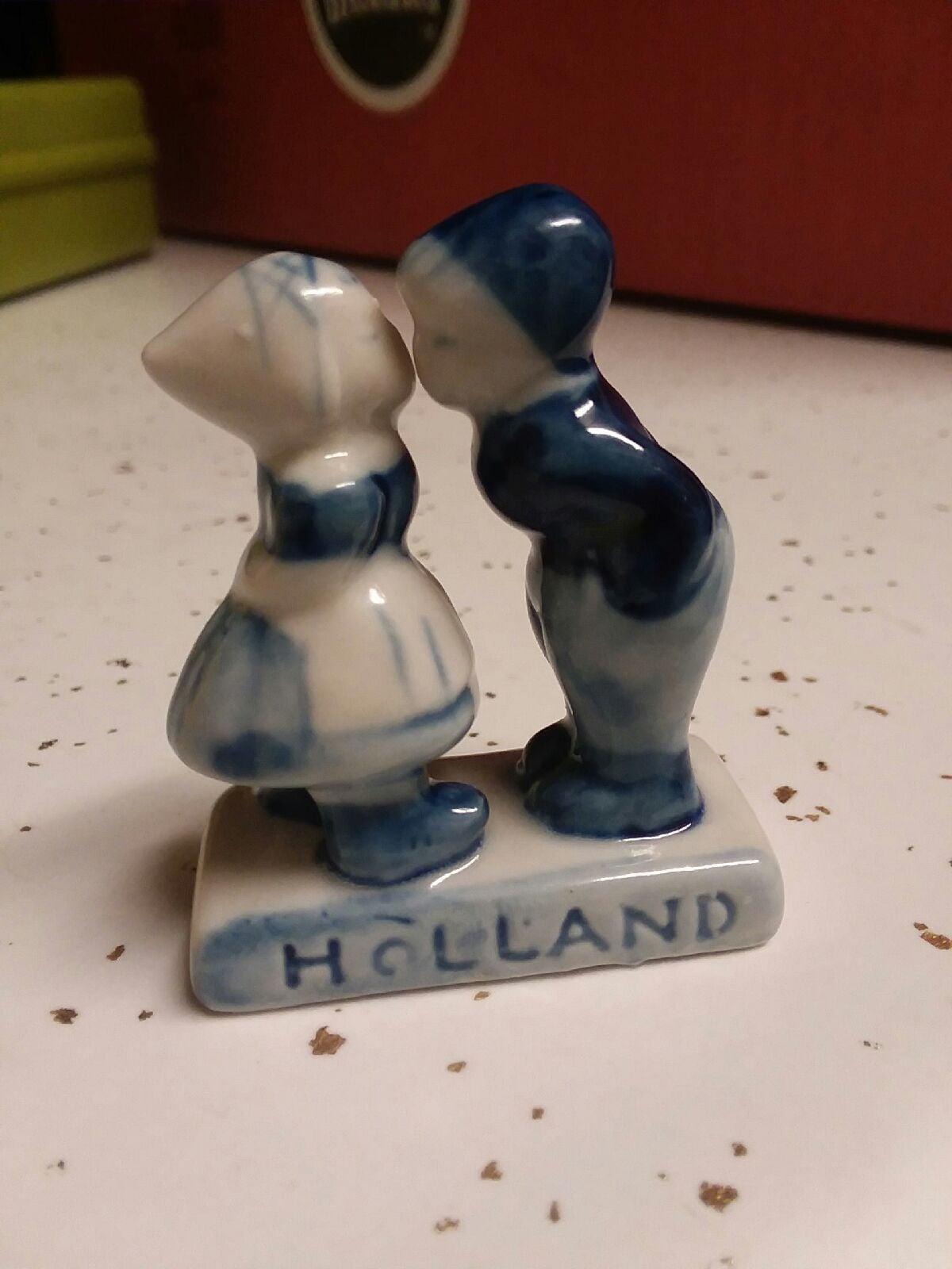 Vintage,Holland couple