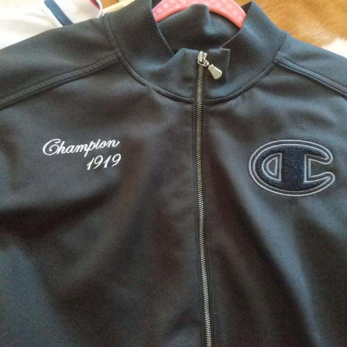 Champion thick windbreaker